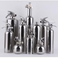 Wholesale 6kg Stainless Steel Fire Extinguisher , Portable Dry Chemical Fire Extinguisher from china suppliers