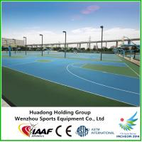 Wholesale Synthetic Rubber Sports Flooring from china suppliers