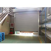 Wholesale Industrial AC 380V Intelligence Inside Security Door Roll Up Metal Doors from china suppliers