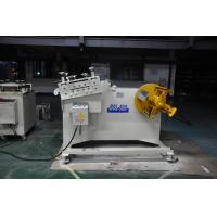 Wholesale 2 in 1 Steel Plate coil Decoiling And Straightening Machine For Press Machine from china suppliers