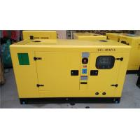 Wholesale Electric Statring Silent Diesel Generator 24 KW Anti Rust / Anti Corrosion from china suppliers