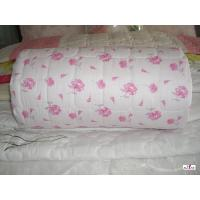 Wholesale Full Size Pink Flower Printed 250 to 300 Gsm Microfiber Filling Custom Home Comforters from china suppliers