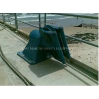 Wholesale Marine deck universal type fairleads Deck Mounted Double Sheave Fairleads from china suppliers