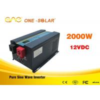 Wholesale Low Frequency Pure Sine Wave Single Output Ups Power Inverter 12v/24vdc 110v/220vac from china suppliers