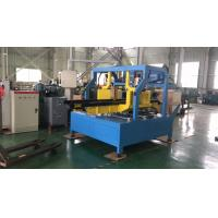 Buy cheap Medium Transformer Manufacturing Machinery , Automatic Corrugated Plate Welding Machine from wholesalers