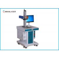 Wholesale CE / FDA 1064nm Fiber Metal Laser Marking Machine 20w  with Galvanometer Scanner from china suppliers