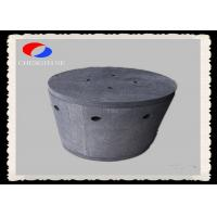 Wholesale Vacuum Furnace Rigid Graphite Cylinder Black With High Heating Resistance from china suppliers