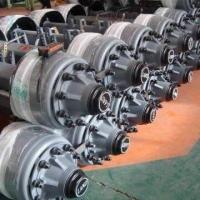 Wholesale Square Tube, 13 Tons, American Fuwa Type Trailer Axle from china suppliers