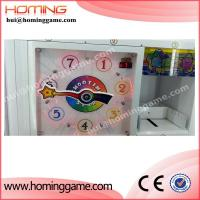 Wholesale New coin operated lucky shooting star crane claw vending toy prize game machine(hui@hominggame.com) from china suppliers