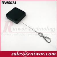 Wholesale RUIWOR RW5624 Square Multi-purpose Pull Box with Hook End Retracting forces MAX 2.5LB/ Cable length MAX 400CM from china suppliers