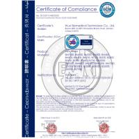 Wuxi Biomedical Technology Co., Ltd. Certifications