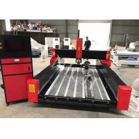 Wholesale Red Black Blade Table Stone Cnc Router Machine , cnc router for wood from china suppliers