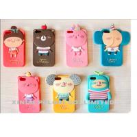 Wholesale Fashionable 	Soft Clear Mobile Phone Covers Various Colors Customized Design from china suppliers