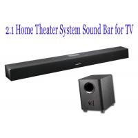 High quality speaker soundbar support Optical USB AUX in soundbar wireless subwoofer bluetooth
