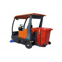 Wholesale Electric Broom Ride On Floor Sweeper Machine Battery Operated Full Automatic from china suppliers