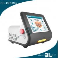 Buy cheap 980nm Medical Diode Laser Vascular Removal Machine White And Grey from wholesalers
