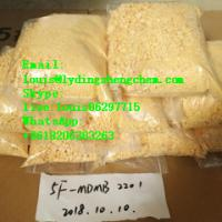 Wholesale Cas 889493-21-2 Research Chemical Powders 5FMDMB2201 5f-Mdmb2201 White Color Cannabinoid from china suppliers