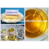 Quality Safest Anabolic Trenbolone Steroid Trenbolone Acetate Steroids For Muscle Gain 10161-34-9 for sale