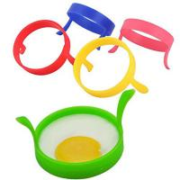 Wholesale Non Stick Silicone Egg Cooker High Quality Silicone Egg Ring from china suppliers
