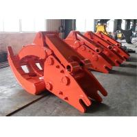 Wholesale Doosan 500 Excavator Mechanical Rock Grapple from china suppliers