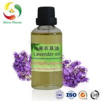 Wholesale 100% organic lavender essential oil for hair cosmetic from china suppliers