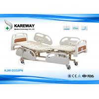 Wholesale Three Functions Electric Care Hospital Bed With Plastic Base In X-Ray Room from china suppliers