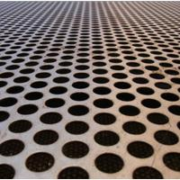 Wholesale 0.8-100mm Hole Size Round Hole Perforated Metal from china suppliers