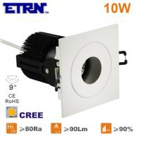 Wholesale ETRN Brand CREE COB LED Square 2.5 inch 10W LED Downlights Ceiling Lights Recessed Lights from china suppliers