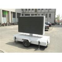 Wholesale Vivid Color lR1G1B p4.81 Outdoor LED Video Wall / Screen For Business Advertising from china suppliers