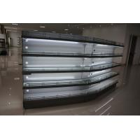 Wholesale Supermarket Cosmetics Display Racks Retail Gondola Shelving ISO9001 Certification from china suppliers