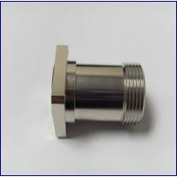 Wholesale High quality straight  flange rf coaxial 7/16 DIN connectors with cable from china suppliers