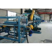 Wholesale Thermal Insulation Pu Sandwich Panel Production Line / Pu Injection Production Line from china suppliers
