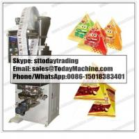 Wholesale Automatic multi function steel triangle sugar packing machine from china suppliers