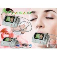 Wholesale Fractional RF Microneedle Machine For Face Lift Skin Rejuvenation Acne Scars Removal from china suppliers