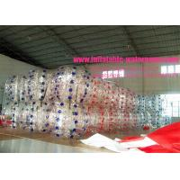 Wholesale 1.5M Body Inflatable Zorb Bumper Ball Rental Environmental Protection from china suppliers