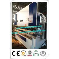 Wholesale 1250 kN NC Hydraulic Press Brake Machine 450 N / mm2 With High Accuracy ISO from china suppliers