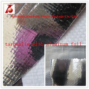 Wholesale aluminum foil pe tarpaulin from china suppliers