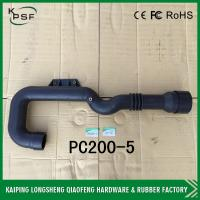 Buy cheap PC200-5 Komatsu Kobelco Sumitomo Hyundai Excavator Air Water Hose No Smell from wholesalers