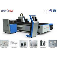 Wholesale Tube Cnc Fiber Laser Cutting Machine High - Precision Rack And Linear Rails from china suppliers