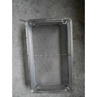 Buy cheap Disinfect basket、stainless steel wire basket、316 stainless steel wire mesh basket from wholesalers