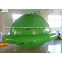 Wholesale Airtight Inflatable Water Toys Spinner Trampoline For Open Water from china suppliers