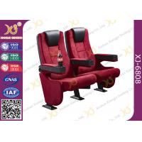 Wholesale Novel Design High Strength Steel Structural Support Movie Theater Seats from china suppliers