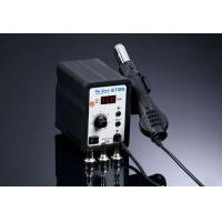 Wholesale Adjustable temperature desoldering station with hot air gun from china suppliers