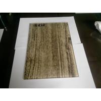 Wholesale Float Silk Screen Painted Glass Wall For Architectural Decoration , Never Fade from china suppliers