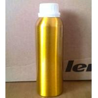 Wholesale Empty 300ml golden silver aluminium bottle with white caps from china suppliers