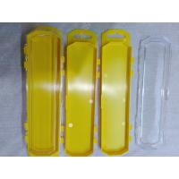 Wholesale Double color plastic overmolding process clear plastic injection parts from china suppliers