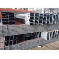 Wholesale Bridge Structure Galvanized Steel Square Tubing GB/T3091 With 10*10 Mm~800*800 Mm Outer Diameter from china suppliers