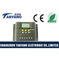 Wholesale LCD Display 40A Solar Mppt Charge Controller With LCD 12V / 24V / 48V from china suppliers
