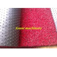 Wholesale Double Color Plastic Mat Making Machine PVC Coil Door Floor Mat Back Layer from china suppliers