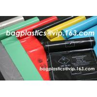 Wholesale Pedal bin liner, seal bags, c-fold bags, bags on roll, roll bags, produce roll, HDPE sacks from china suppliers